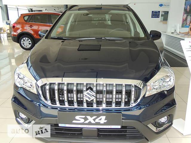 Suzuki SX4 1.6 АT (117 л.с.) GL