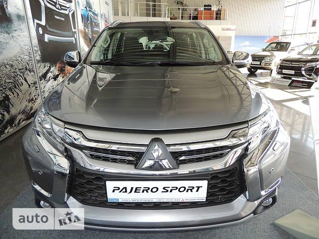 Mitsubishi Pajero Sport 2.4TD МТ (181 л.с.) Intense