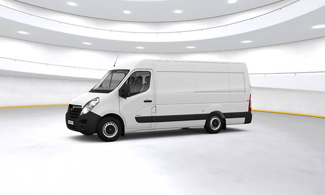 Opel Movano груз. 2.3DT МТ (100 л.с.) FWD  L2H2