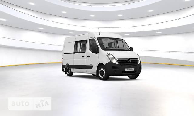 Opel Movano груз. 2.3TD МТ (110 л.с.) L1H1 3500 FWD