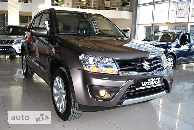 Suzuki Grand Vitara 2.4 АТ (168 л.с.) JLX-EL