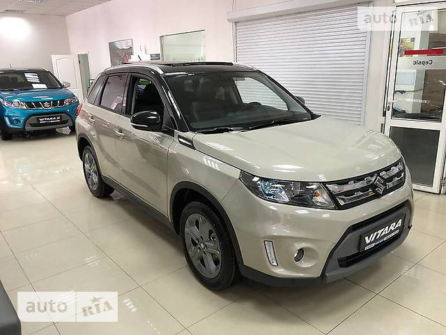 Suzuki Vitara 1.6 AT (117 л.с.) 4WD Outdoor GLX