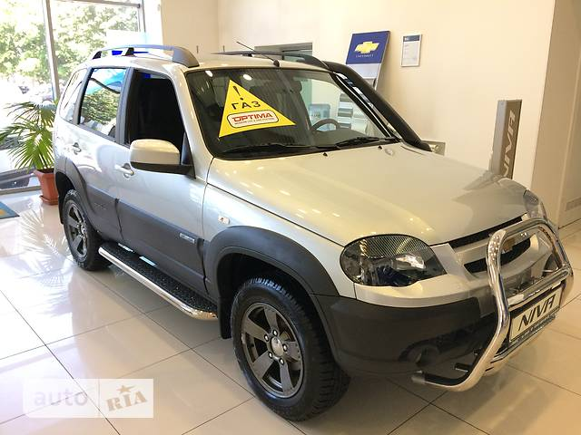 Chevrolet Niva 1.7 MT (80 л.с.) LE +