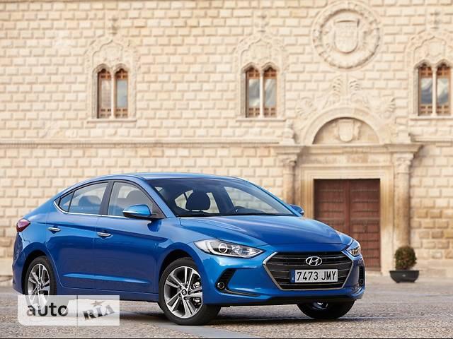 Hyundai Elantra AD 1.6 АT (127.5 л.с.) Premium