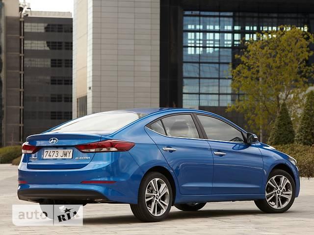 Hyundai Elantra AD 2.0 АT (154 л.с.) Comfort+