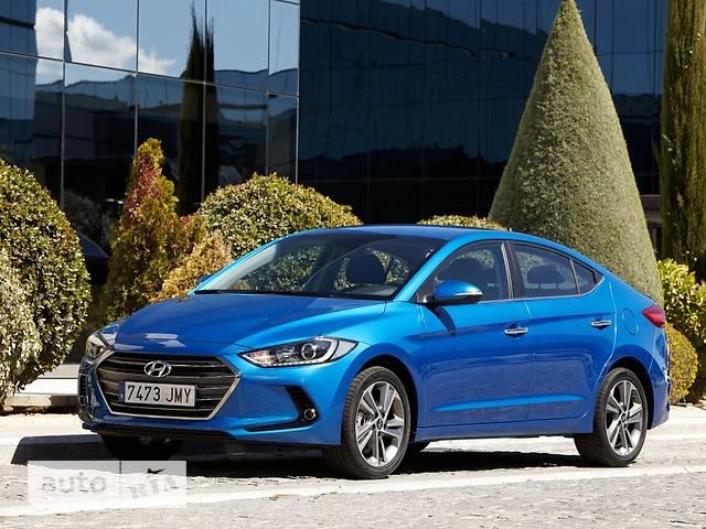 Hyundai Elantra AD 2.0 АT (156 л.с.) Premium