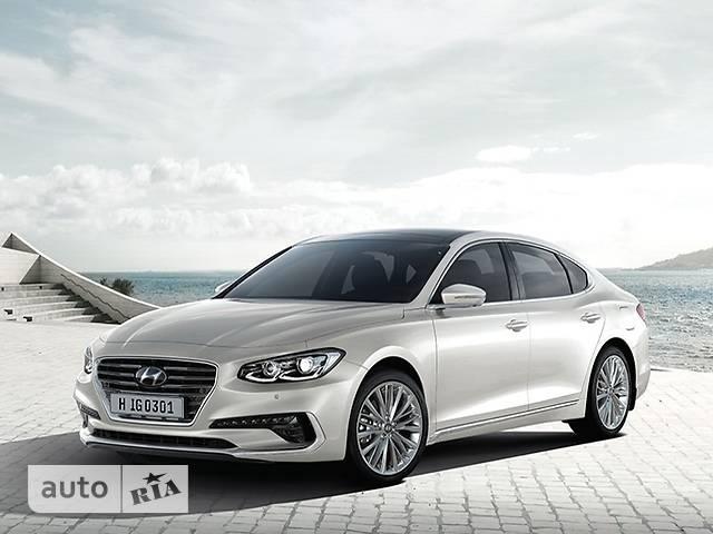 Hyundai Grandeur 3.0 GDi AT (260 л.с.) base