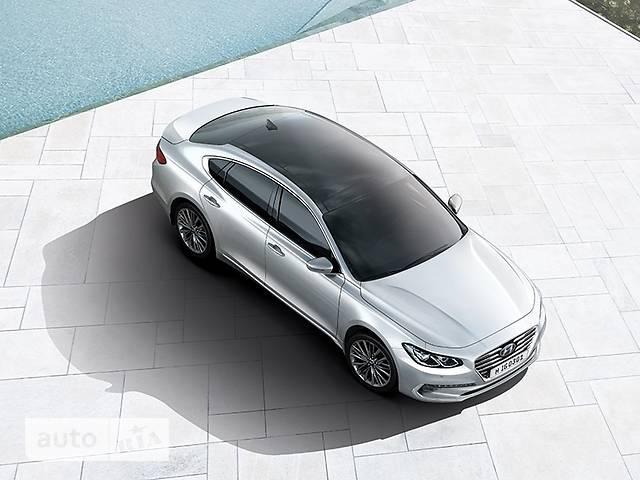 Hyundai Grandeur 3.0 GDi AT (260 л.с.) Top