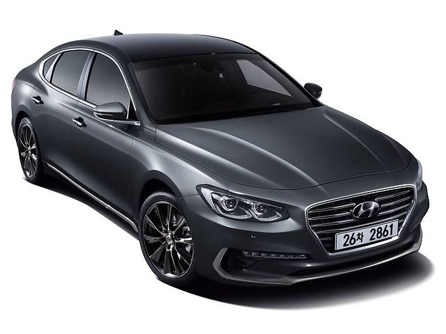 Hyundai Grandeur 3.0 GDi AT (260 л.с.) Top