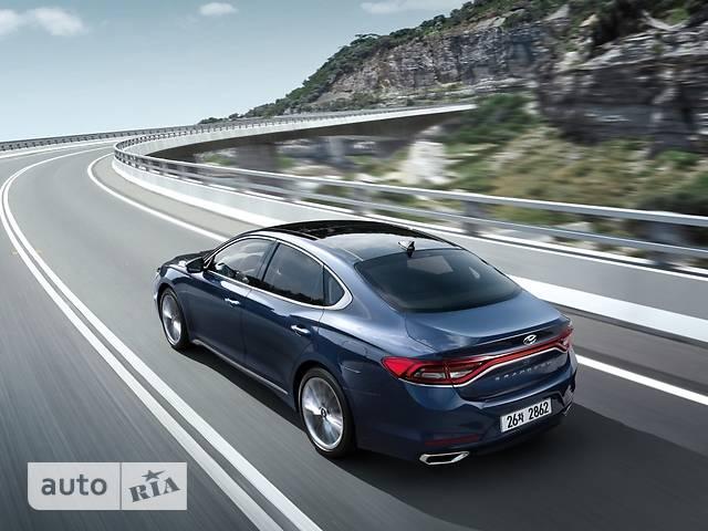 Hyundai Grandeur 3.0 GDi AT (260 л.с.) Top Panorama
