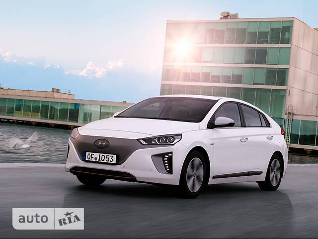 Hyundai Ioniq Electric (120 л.с.) Premium