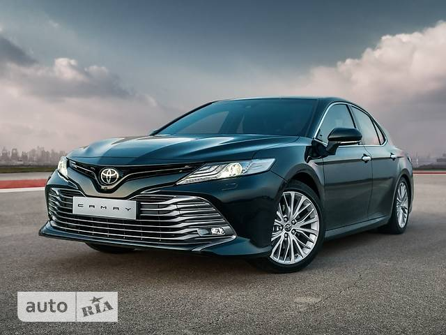 Toyota Camry New 2.5 АТ (181 л.с.) Prestige