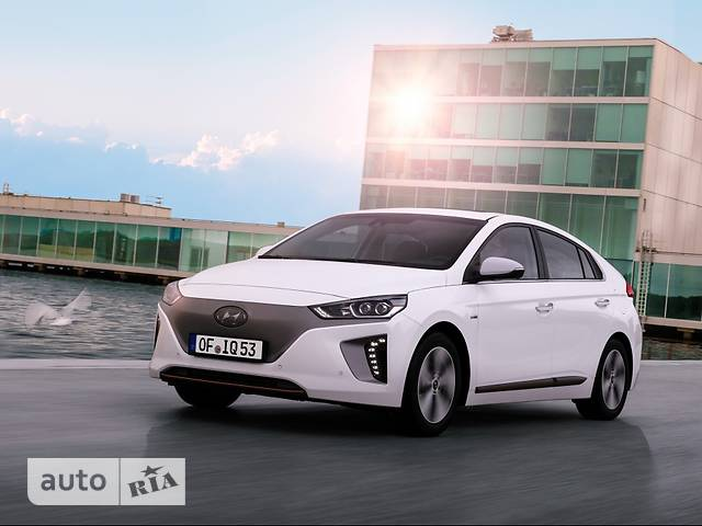Hyundai Ioniq Electric (120 л.с.) Comfort