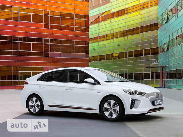 Hyundai Ioniq Electric (120 л.с.) Top