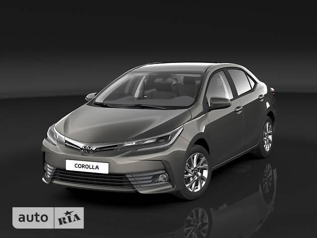 Toyota Corolla New 1.6 MT (132 л.с.) Live