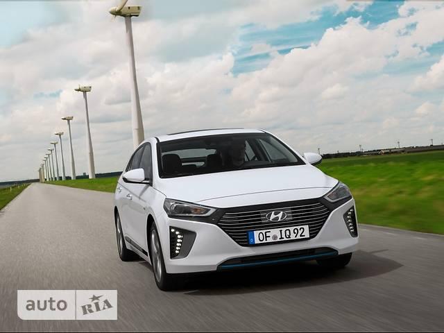Hyundai Ioniq 1.6 DCT (105 л.с.) Hybrid Top sunroof