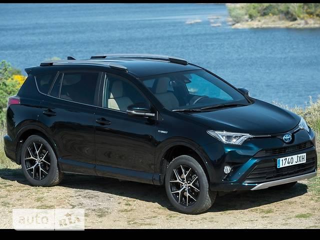 Toyota Rav 4 2.5 E-CVT Hybrid (197 л.с.) E-AWD Drive