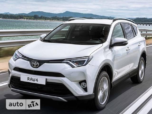 Toyota Rav 4 New 2.0 CVT (146 л.с.) 4WD Style