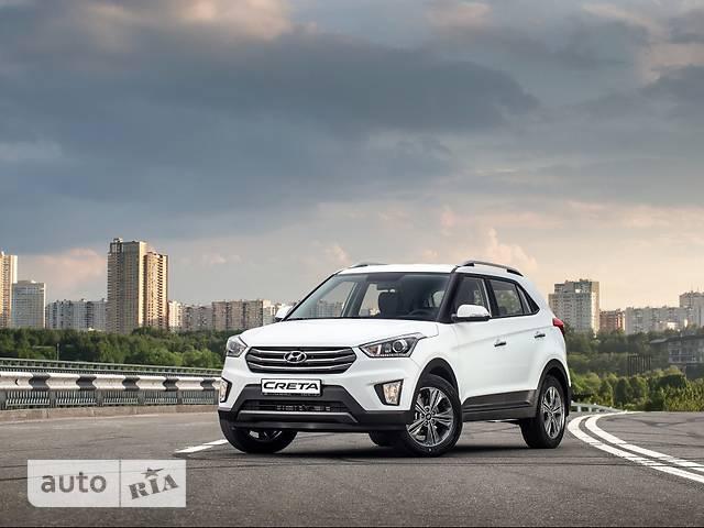 Hyundai Creta 1.6 DOHC AT (123 л.с.) 2WD Active+