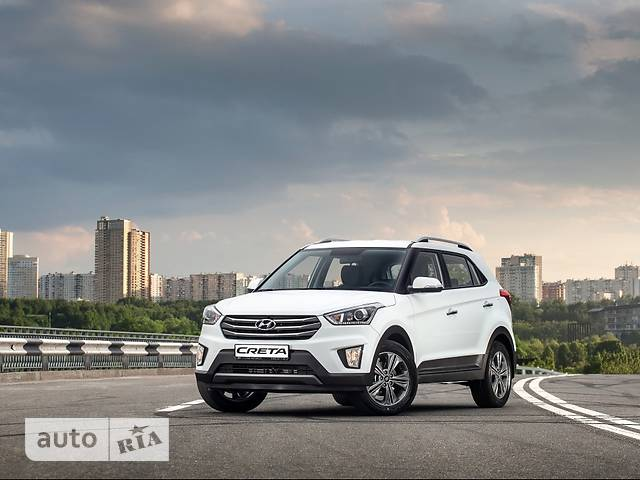 Hyundai Creta 1.6 DOHC AT (123 л.с.) 2WD Comfort