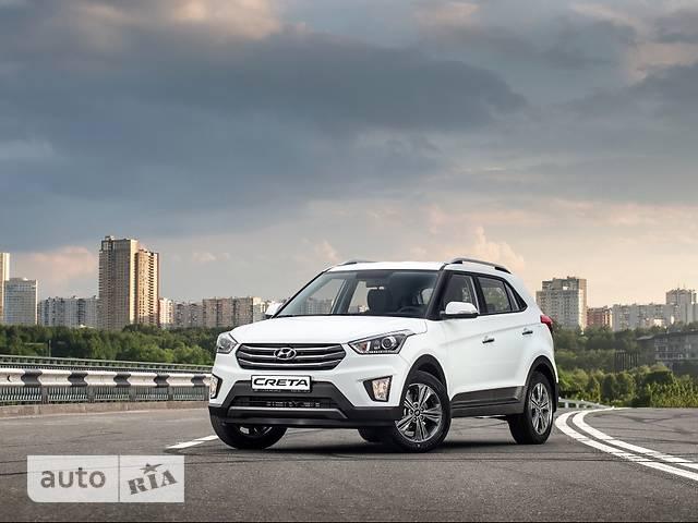 Hyundai Creta 1.6 DOHC MT (123 л.с.) 2WD Active+