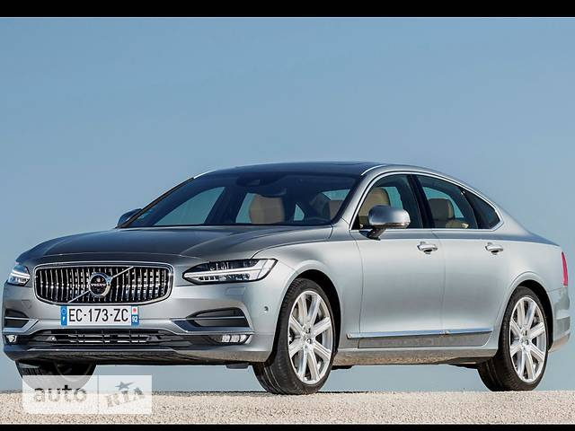 Volvo S90 D4 2.0D AТ (190 л.с.) VED4 Momentum