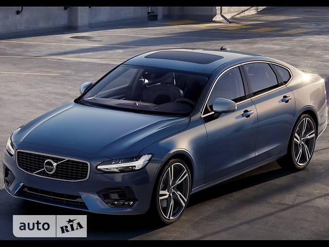 Volvo S90 D4 2.0D AТ (190 л.с.) AWD VED4 R-Design (Prestige)