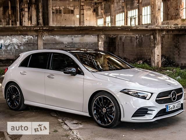 Mercedes-Benz A-Class 160d MT (95 л.с.) base