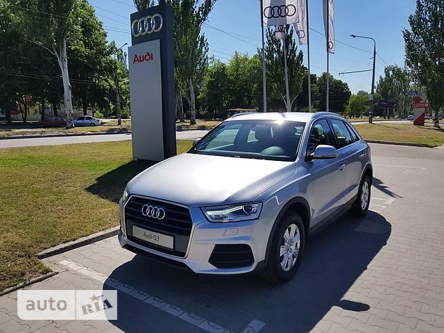 Audi Q3 1.4 TFSI S-tronic (150 л.с.) Basic