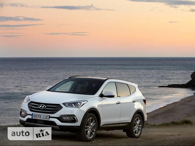 Hyundai Santa FE DM 2.2 CRDi AТ (197 л.с.) 2WD Impress