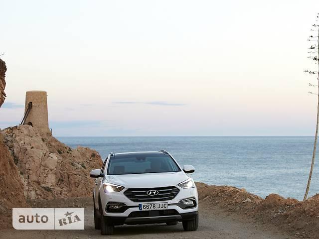 Hyundai Santa FE DM 2.2 CRDi AТ (200 л.с.) 2WD Impress