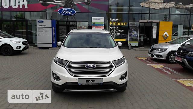 Ford Edge 2.0D AT (210 л.с.) 4WD Titanium