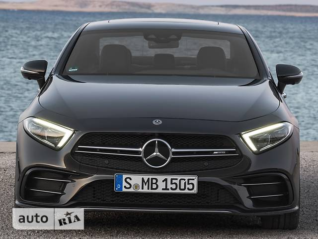 Mercedes-Benz CLS-Class AMG CLS 53 G-Tronic (435 л.с.) 4Matic+