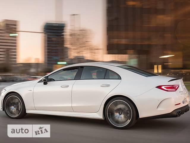 Mercedes-Benz CLS-Class AMG CLS 53 G-Tronic (435 л.с.) 4Matic+