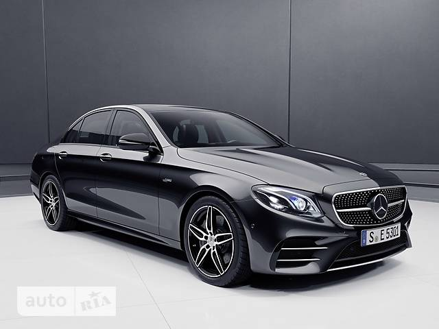 Mercedes-Benz E-Class AMG E 53 G-tronic (435 л.с.) 4Matic+