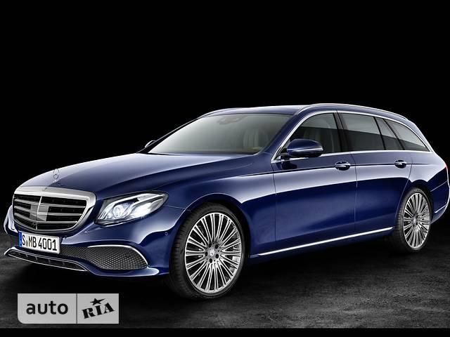 Mercedes-Benz E-Class New E 400d AT (340 л.с.) 4Matic