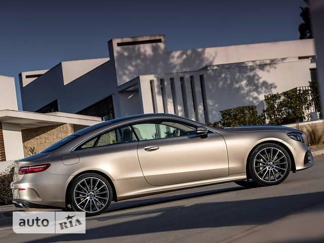 Mercedes-Benz E-Class New E 350 АТ (299 л.с.)
