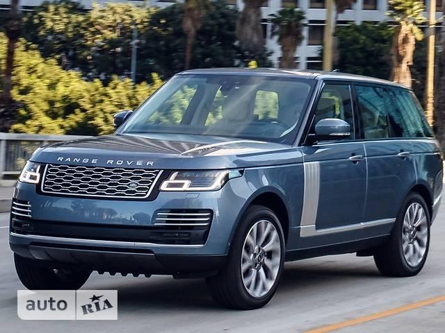 Land Rover Range Rover 2.0 P400e АТ (404 л.с.) Hybrid AWD Vogue