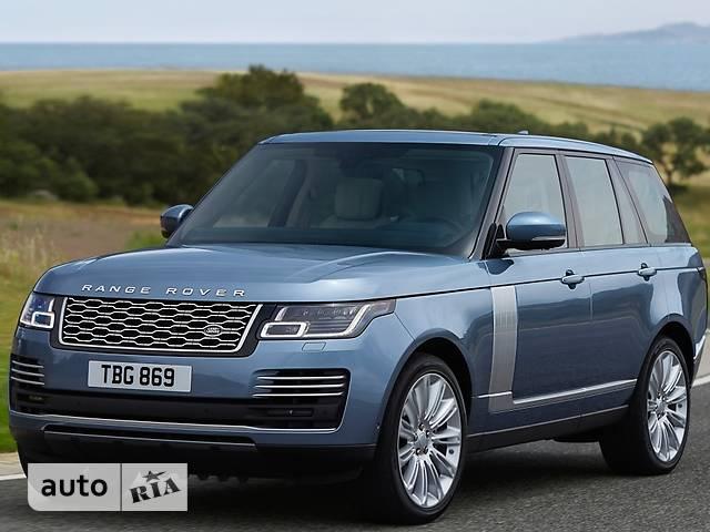 Land Rover Range Rover 3.0 S/C АТ (340 л.с.) AWD Vogue