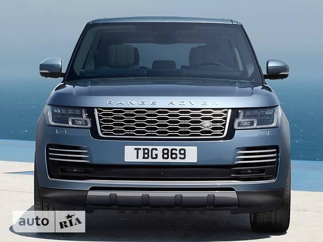 Land Rover Range Rover 5.0 S/C АТ (525 л.с.) AWD LWB Autobiography