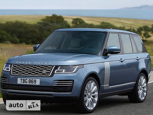 Land Rover Range Rover 3.0 S/C АТ (380 л.с.) AWD Autobiography