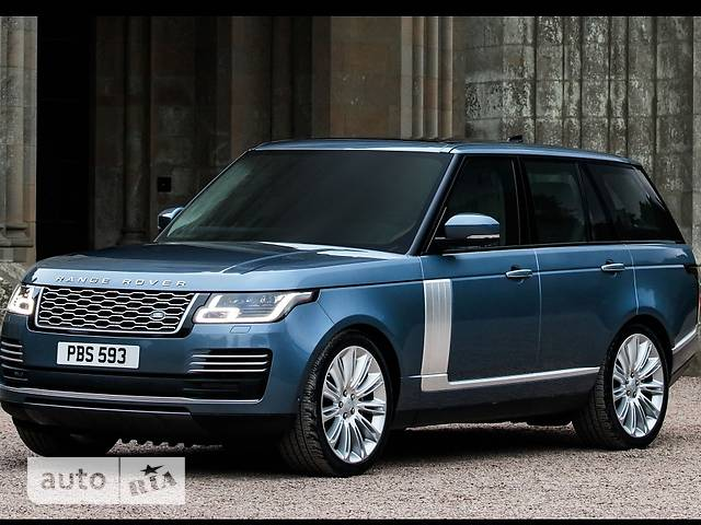 Land Rover Range Rover 5.0 S/C АТ (525 л.с.) AWD Vogue