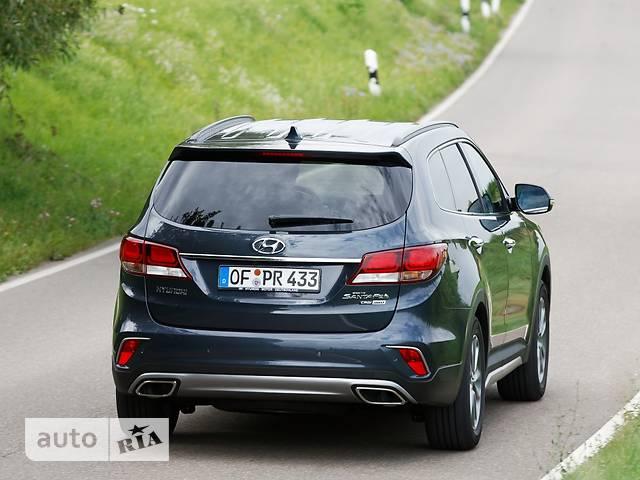 Hyundai Grand Santa Fe FL 2.2 CRDi AT (200 л.с.) AWD Premium