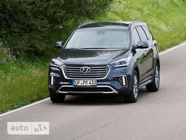 Hyundai Grand Santa Fe FL 2.2 CRDi AT (200 л.с.) AWD VIP Panorama