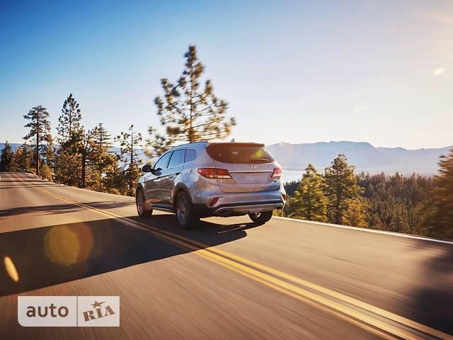 Hyundai Grand Santa Fe FL 2.2 CRDi AT (200 л.с.) AWD Premium Brown