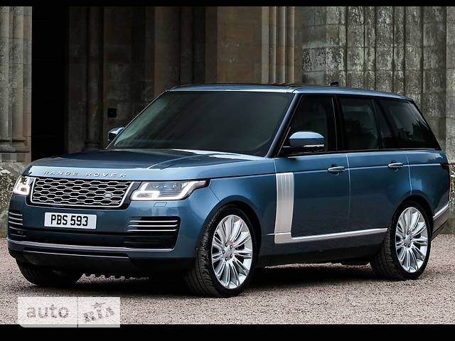 Land Rover Range Rover 3.0 S/C АТ (380 л.с.) AWD HSE