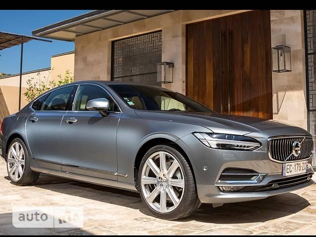 Volvo S90 D4 2.0D MТ (190 л.с.) Momentum