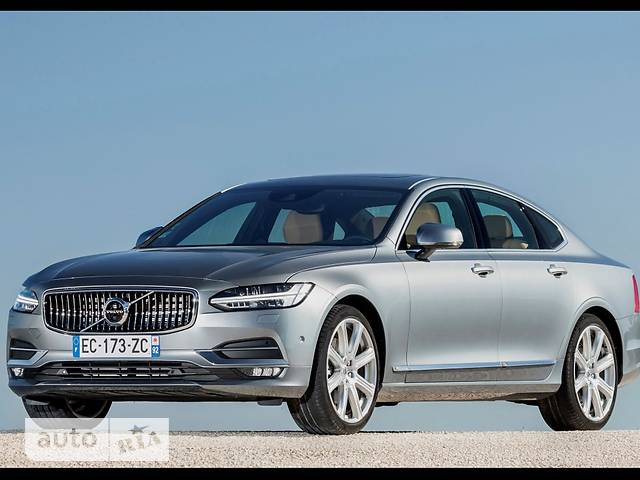 Volvo S90 T6 2.0 АТ (320 л.с.) AWD VEP4 Inscription