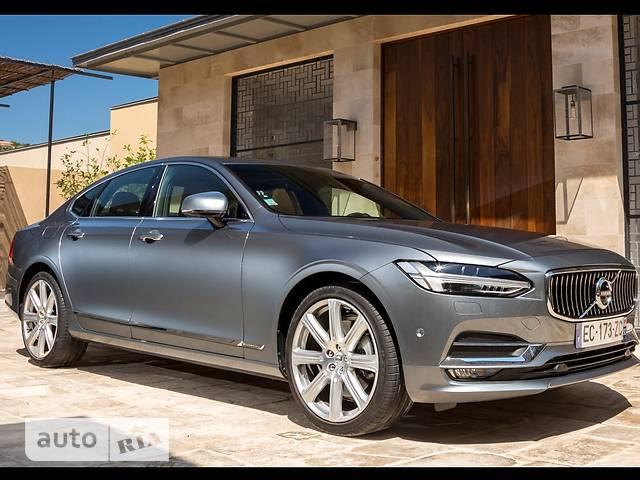 Volvo S90 D3 2.0D АТ (150 л.с.)  Momentum Pro