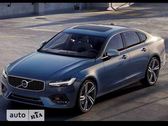 Volvo S90 D4 2.0D AТ (190 л.с.) AWD R-Design